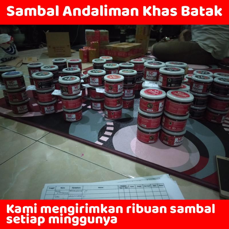 Sambal Andaliman Khas Batak, Sumatera Utara (Sumut), Rasanya Pedas - Ikan Teri Medan